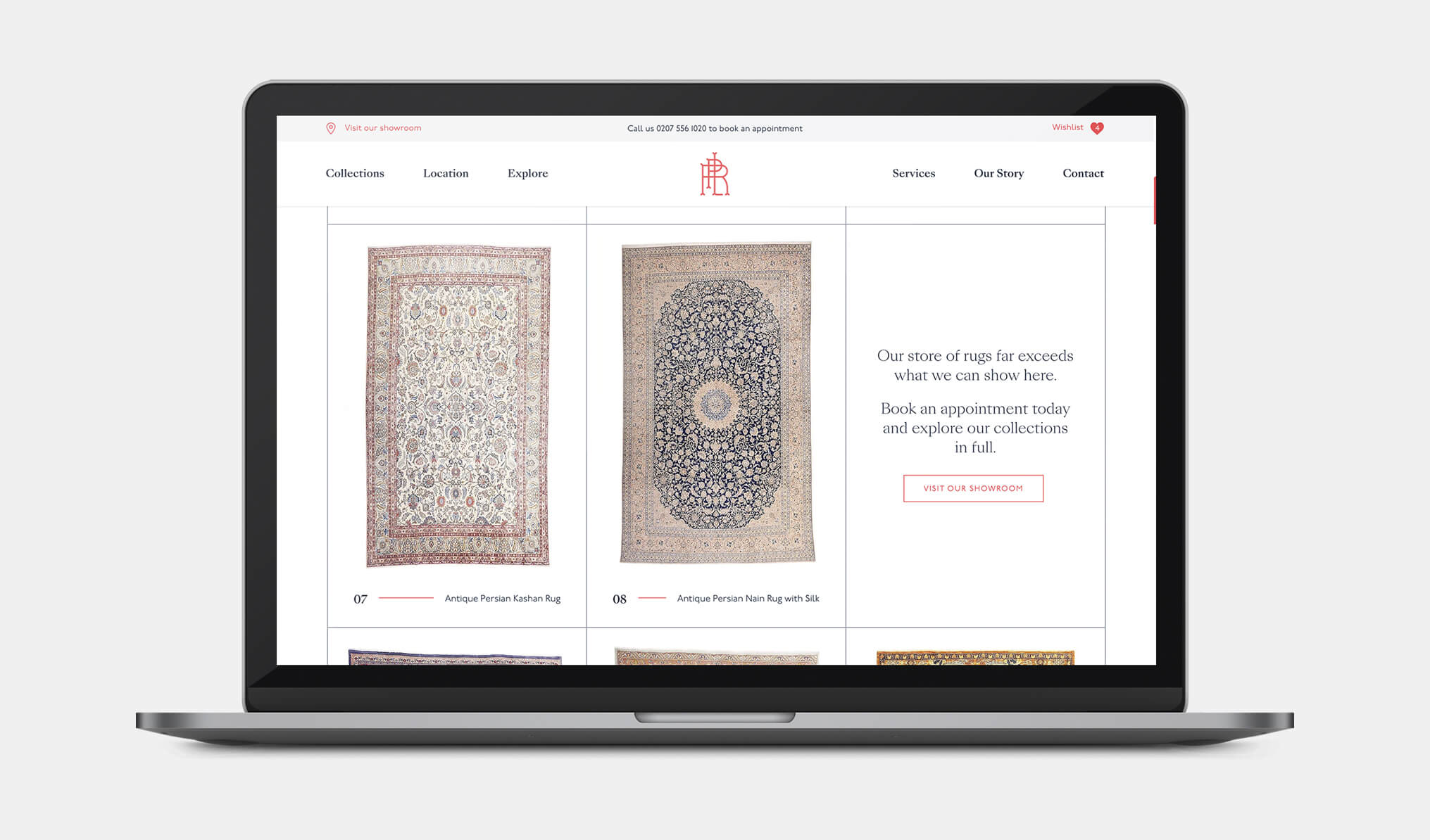 Chanelle-Sharp-Digital-Designer-Portfolio-London-Persian-Rug-Company-Desktop-3