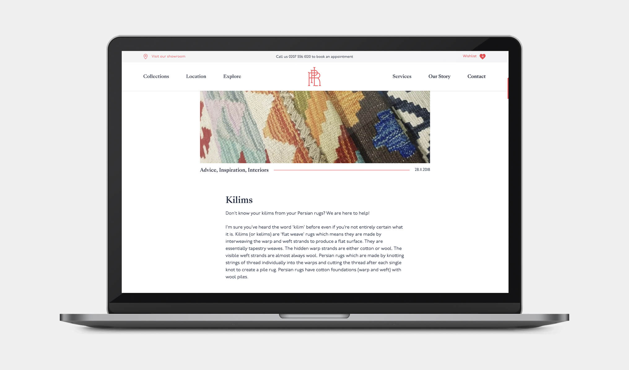 Chanelle-Sharp-Digital-Designer-Portfolio-London-Persian-Rug-Company-Desktop-5